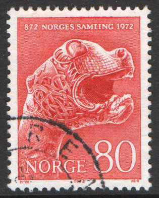 Norway Scott 588 Used
