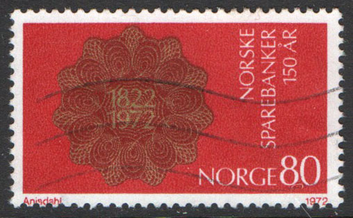 Norway Scott 582 Used