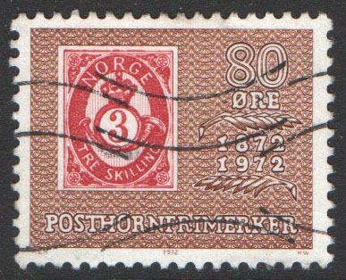 Norway Scott 584 Used