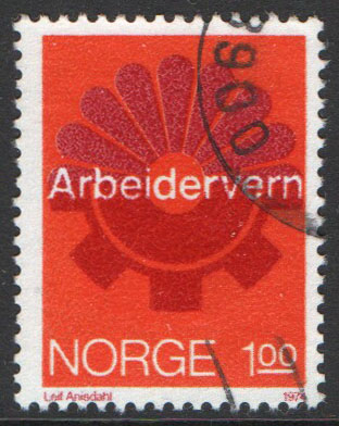 Norway Scott 638 Used