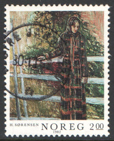 Norway Scott 808 Used