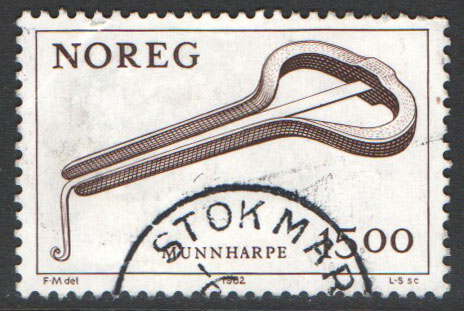 Norway Scott 804 Used