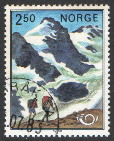 Norway Scott 819 Used