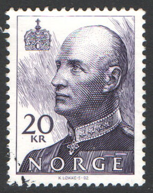 Norway Scott 1019 Used