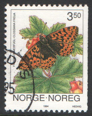 Norway Scott 1052 Used