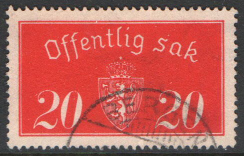 Norway Scott O14 Used