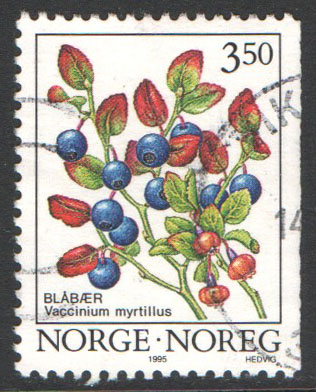 Norway Scott 1087 Used