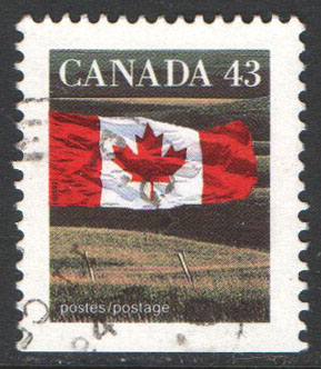 Canada Scott 1359as Used