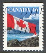 Canada Scott 1682as Used