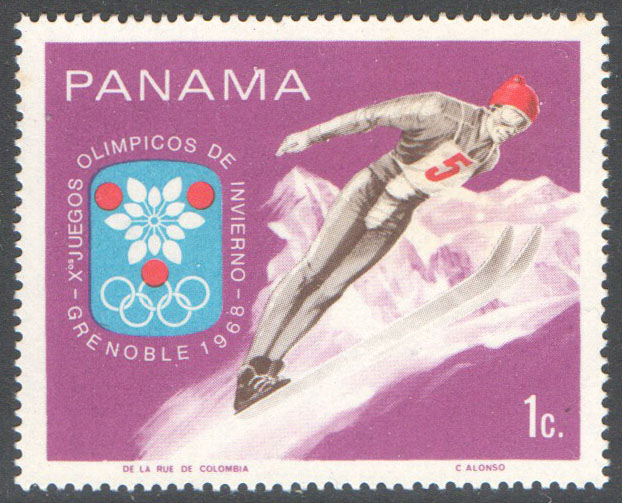 Panama Scott 484A Mint