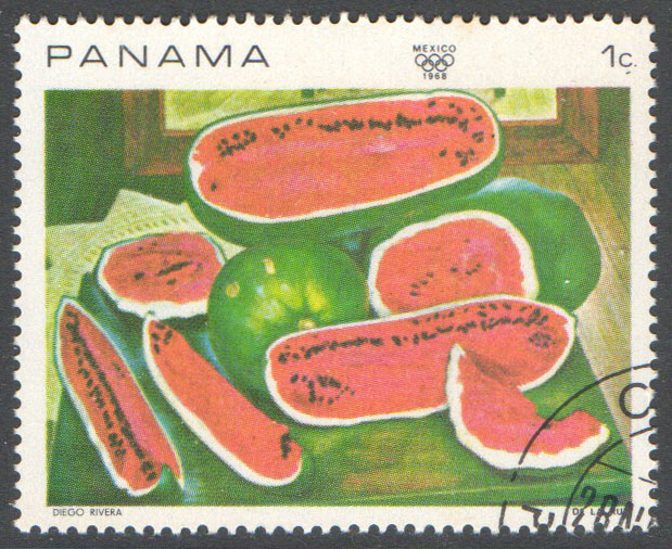 Panama Scott 495 Used