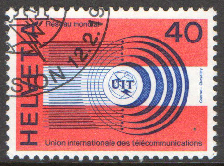 Switzerland Scott 10-O-11 Used