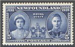 Newfoundland Scott 249 Mint VF