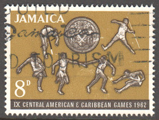 Jamaica Scott 199 Used