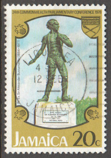 Jamaica Scott 299 Used