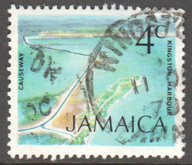 Jamaica Scott 346 Used