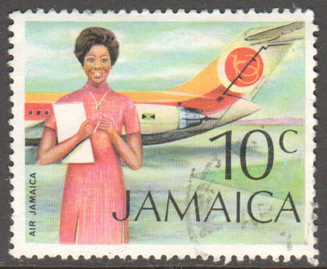 Jamaica Scott 351 Used