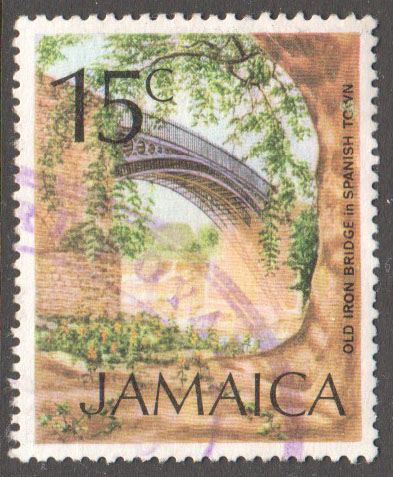 Jamaica Scott 352 Used