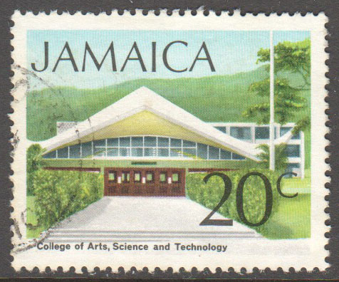 Jamaica Scott 353 Used