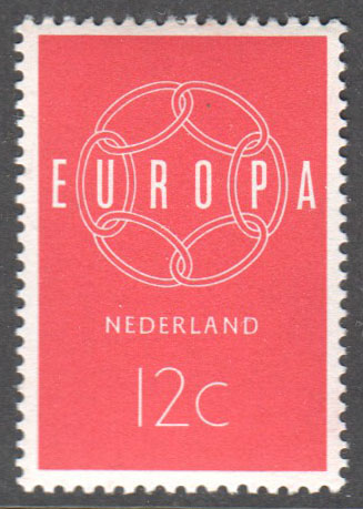 Netherlands Scott 379 MNH
