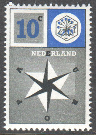 Netherlands Scott 372 MNH