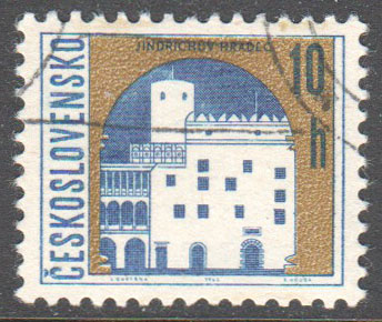 Czechoslovakia Scott 1346 Used