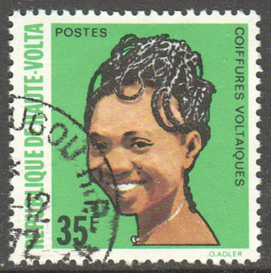 Burkina Faso Scott 273 Used