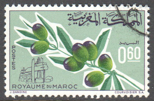 Morocco Scott 137 Mint