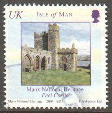 Isle of Man Scott 1051b Used