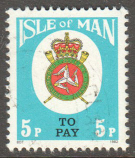 Isle of Man Scott J19 Used