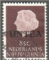 UN West New Guinea Scott 16a Used