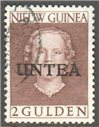 UN West New Guinea Scott 18a Used