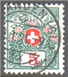 Switzerland Scott J37 Used