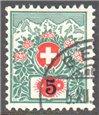 Switzerland Scott J44 Used