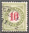 Switzerland Scott J24 Used