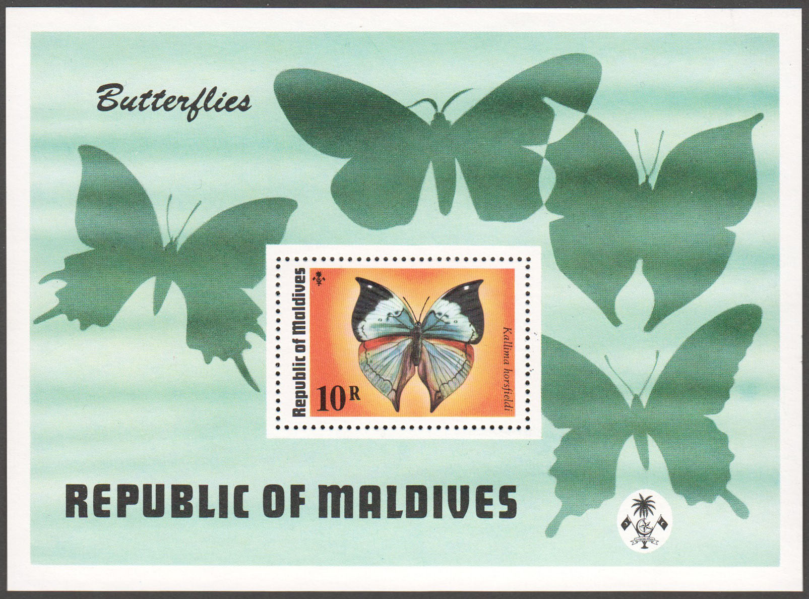 Maldives Scott 592 MNH (A5-4)