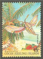 Cocos (Keeling) Islands Scott 302c Used
