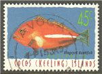 Cocos (Keeling) Islands Scott 307 Used