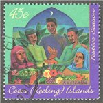 Cocos (Keeling) Islands Scott 316 Used