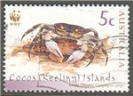 Cocos (Keeling) Islands Scott 333b Used