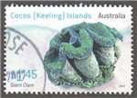 Cocos (Keeling) Islands Scott 347 Used