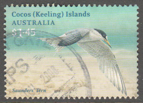 Cocos (Keeling) Islands Scott 350 Used