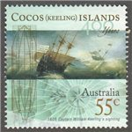 Cocos (Keeling) Islands Scott 361a Used