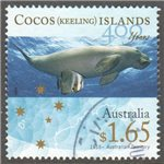 Cocos (Keeling) Islands Scott 363 Used
