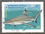 Cocos (Keeling) Islands Scott 342 Used