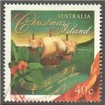 Christmas Island Scott 401 Used