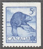 Canada Scott 336as MNH