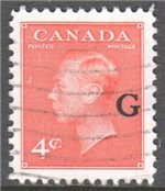 Canada Scott O29 Used VF