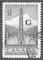 Canada Scott O32 Used VF