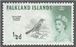 Falkland Islands Scott 128 Mint